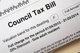 Council Tax address